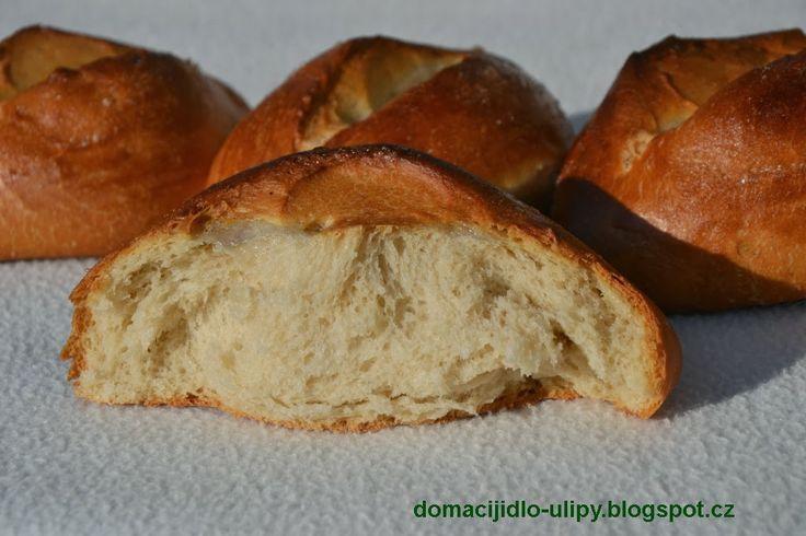 Domácí jídlo U Lípy: Bolillos - mexické housky