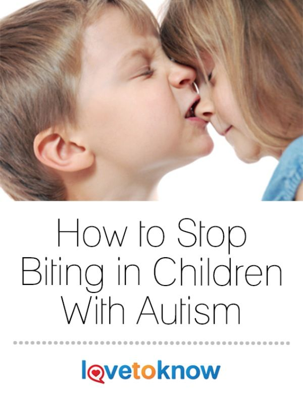 Children with autism spectrum disorder (ASD) often exhibit aggressive and/or self-injurious behaviors that can frighten parents, caregivers, and playmates. While not at all uncommon, these types of behaviors, including biting, can be frustrating and difficult to manage without proper guidance and support. Fortunately, there are several resources and proven strategies that can help families deal with self-injurious and aggressive behaviors like biting. | How to Stop Biting in Children With…