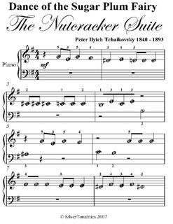 Tchaikovsky Nutcracker Sugar Plum Fairy | Dance of the ...
