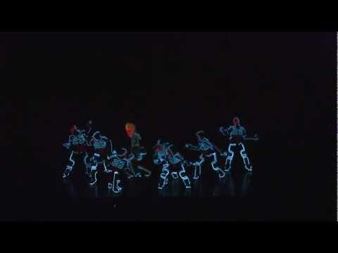 Video: Tron Dance