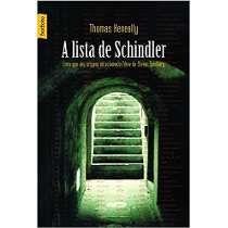 A Lista De Schindler Livro Thomas Keneally - Frete 8 Reais
