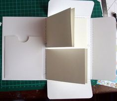 Mini album scrap et son tuto - Le blog de carine_55