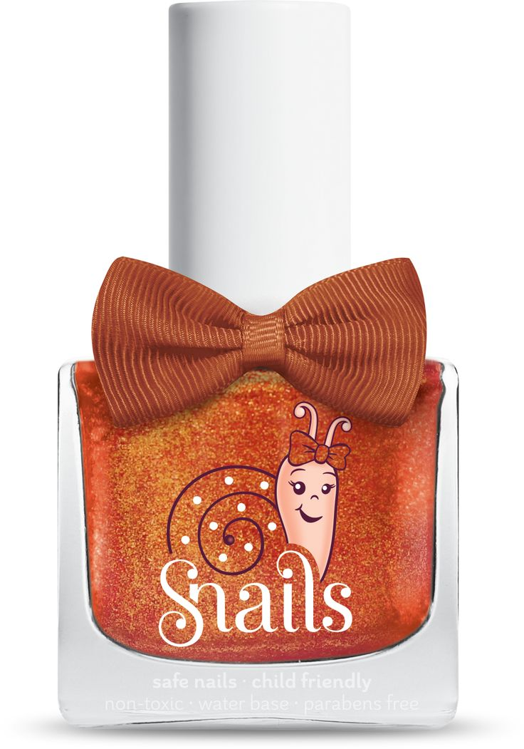 Twinkle Dust: Magical and mystical this shimmering gold polish is perfect for your little princess !
