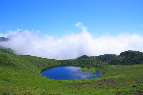 Lake- Chokai, Yamagata, Japan #japan #yamagata