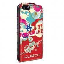 Estuche iPhone 5 Custo Flipper Paradise  Bs.F. 168,12