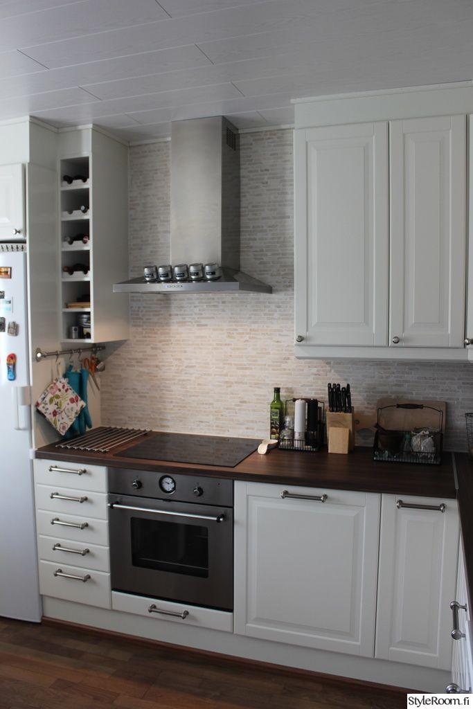 keittiö,keittiönkaapit,keittiön välitila