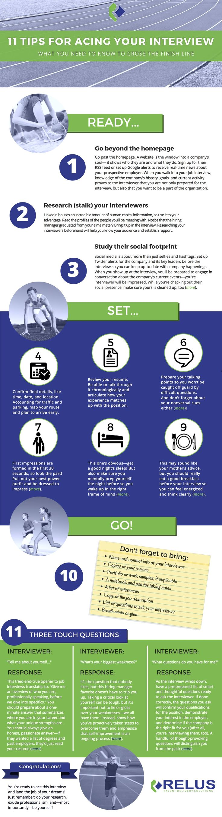 top 25 ideas about job search infographics 11 tips for acing your next job interview