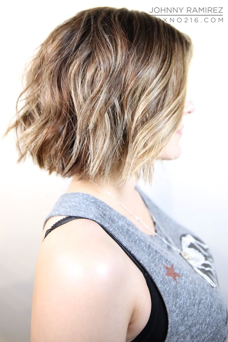 A GREAT SUMMER CHANGE. Hair Color by Johnny Ramirez • IG: @johnnyramirez1 • Appointment inquiries please call Ramirez|Tran Salon in Beverly Hills at 310.724.8167.