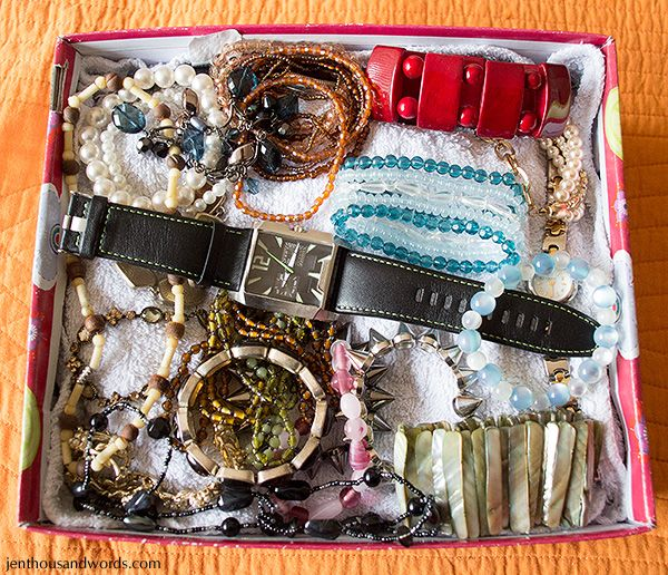 42 best moving again images on pinterest moving hacks for How to pack jewelry for moving