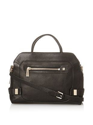 62% OFF botkier Women's Honore Satchel, Black