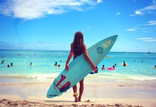 6 razones para empezar a hacer Surf