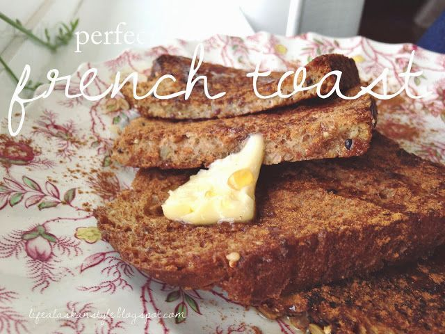 perfect french toast | Mmmmm..... | Pinterest