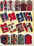 Équipement de hockey, Eaton   automne   hiver 1950-1951, pp.540-541.