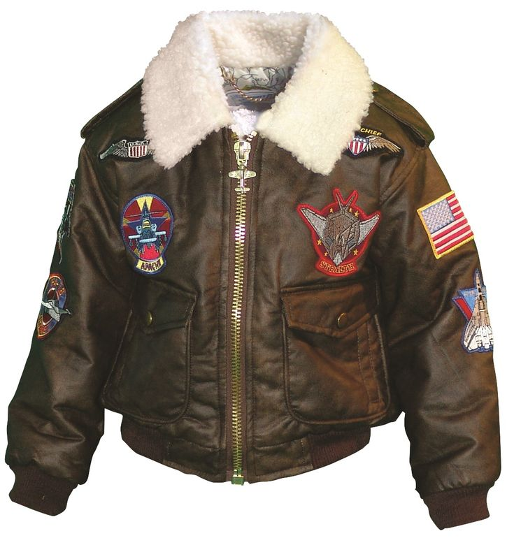 FLIGHTLINE Boys Bomber Jacket | Gulf Coast Avionics