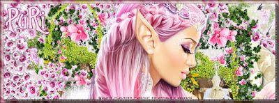 "MI RINCÓN GÓTICO: CT for Daniela E Designs, ""Spring Angel"""