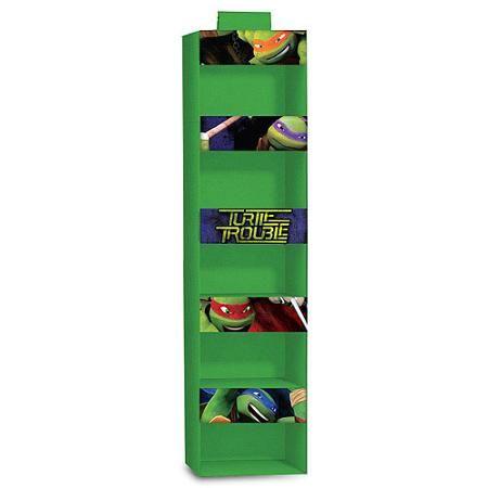 Teenage Mutant Ninja Turtles Hanging Storage Organizer