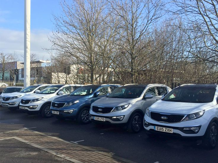 The good-looking and great-value new Kia Sportage is certainly a popular #15Plate vehicle!