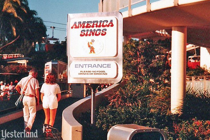 A great article about America Sings, and where all the characters ended up.