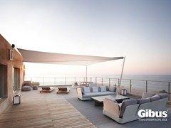 GIBUS / LIBRE | Tenda a vela / SUNSHADES / outdoor space