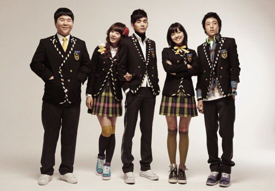 Master of study, is a great Korean drama that inspired me that studying doesn't have to be boring it can be fun too