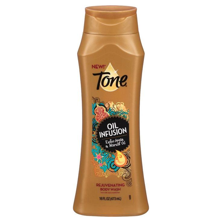 Tone Body Wash - Oil Infusion 16 Fl Oz