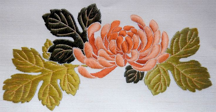 Traditional Japanese Embroidery Workshop for Beginners to Advanced embroiderers