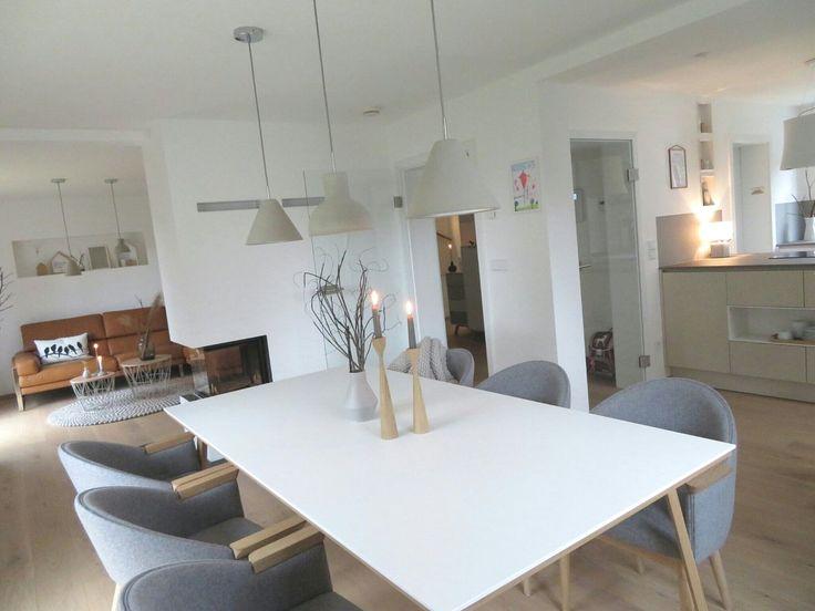 Architektenhaus Köln - Energie Plus Haus von STREIF ausbau - l förmige küche
