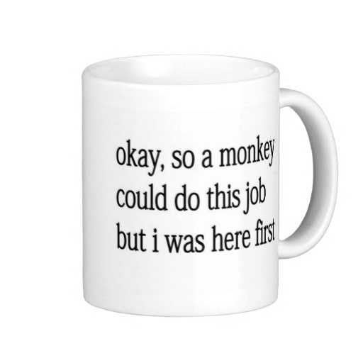 Office Mug. Office Humor Coffee Mugs Mug E