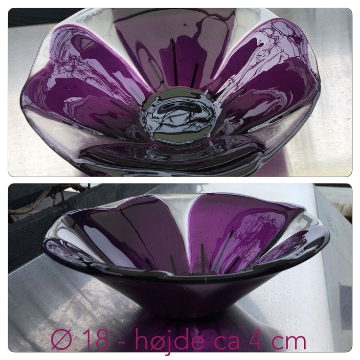 Bullseye glass china-soup-bowl www.glas.sannej.dk