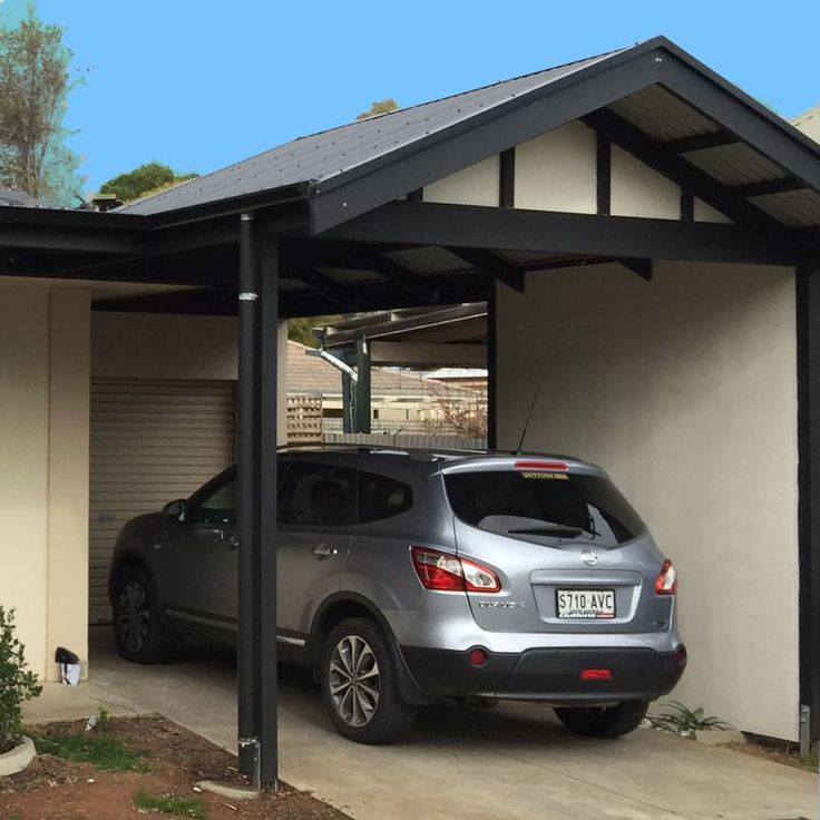 Top 25 Ideas About Pergola Carport On Pinterest