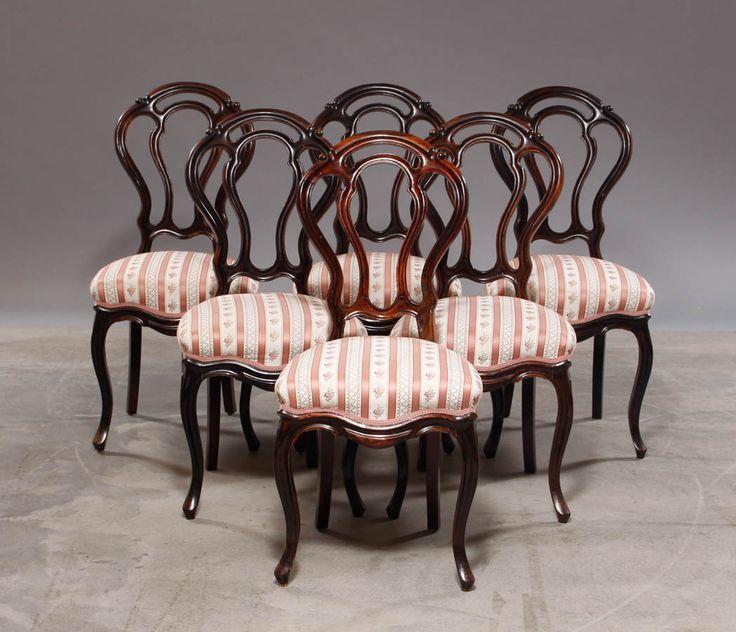 Салон Градеж-Антикварные стулья стиле Рококо, antique, furniture