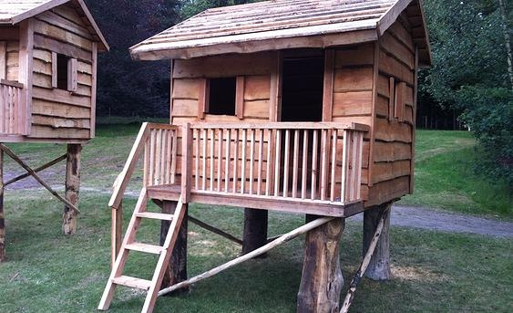 Bamboo Hut Design How To Build