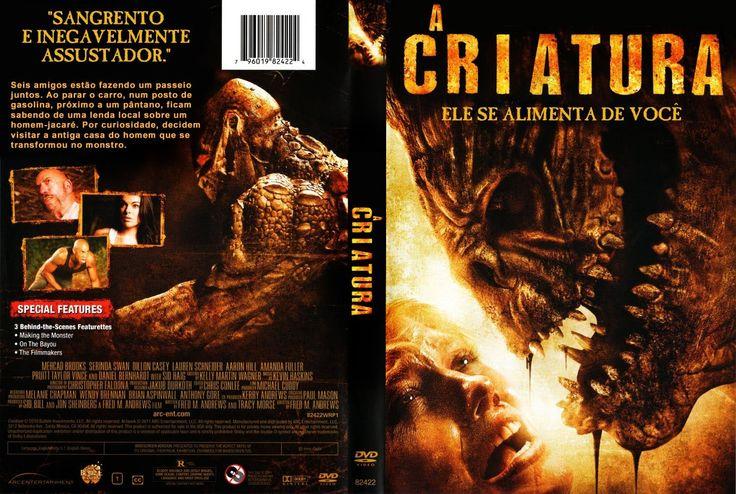 A Criatura Filme Completo Dublado (Terror) | Criatura