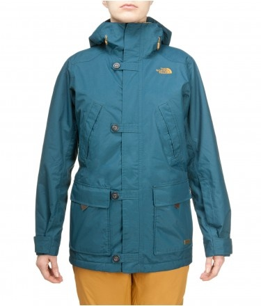 The North Face Women's Honee Snugs Delux Parka – Snowsports Jacket