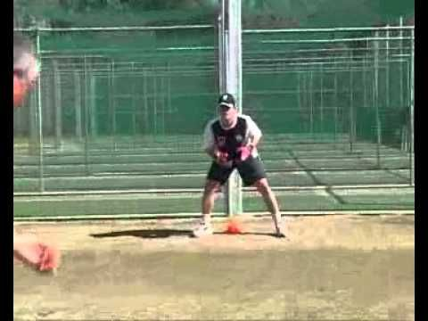 Wicket Keeping: Basic Catching Drills 3/3