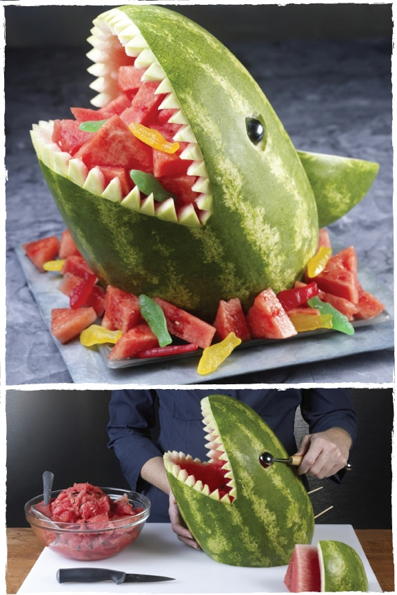 Watermelon shark thanks to for the