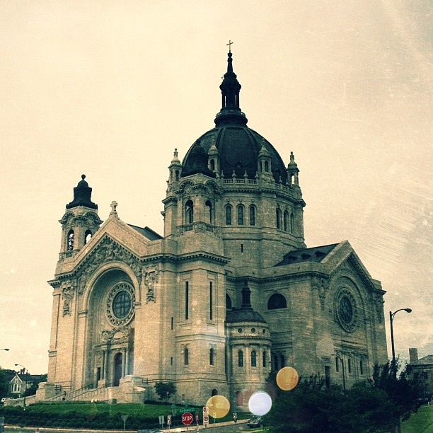 Cathedral of St. Paul | St. Paul, MN This place is so gorgeous!!!! - Angela