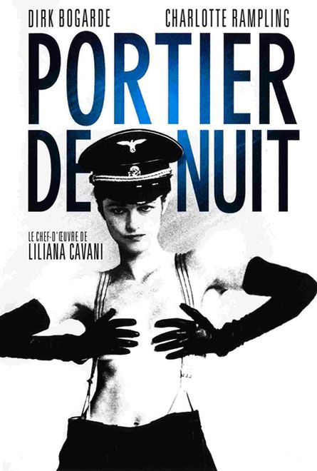 THE NIGHT PORTER #NIGHT #PORTER #MOVIE #LILIANA #KAVANI #70's #FEELING #NAZISM #SUBCONSCIOUSNESS