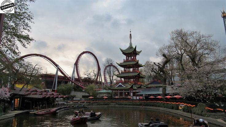 Visitar um parque de diversões no centro de Copenhagen, o Tivoli Gardens é uma das atrações de Copenhagen. Saiba como visitar o Tivoli Gardens