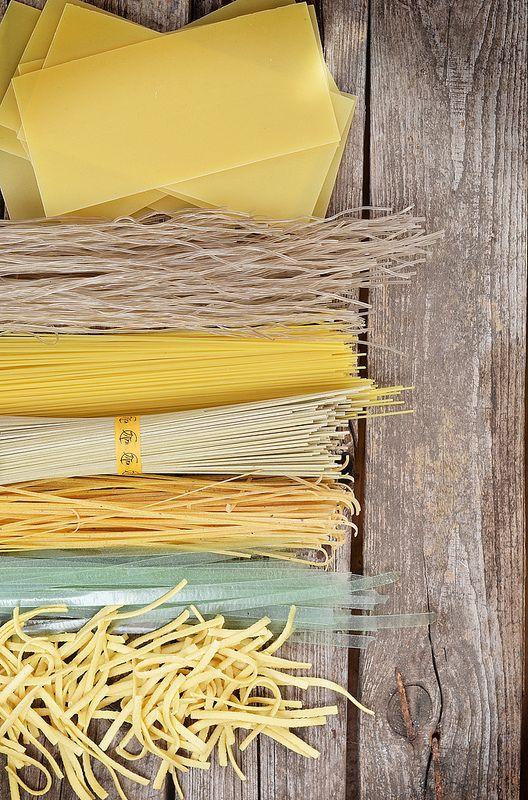 Noodles & pasta