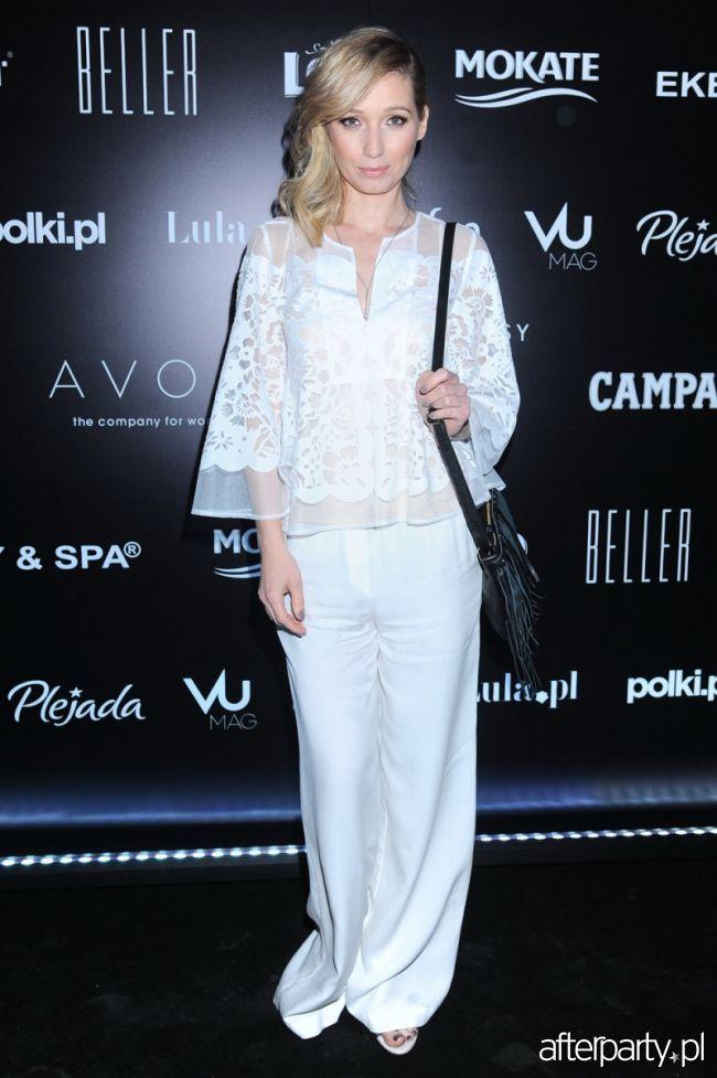 Joanna Orleańska na Fashion Designer Awards