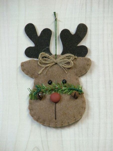 Tree Trimmers Too! : Rustic Reindeer