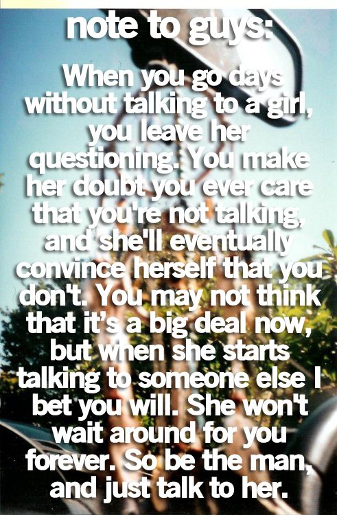 Guys read this - so true!