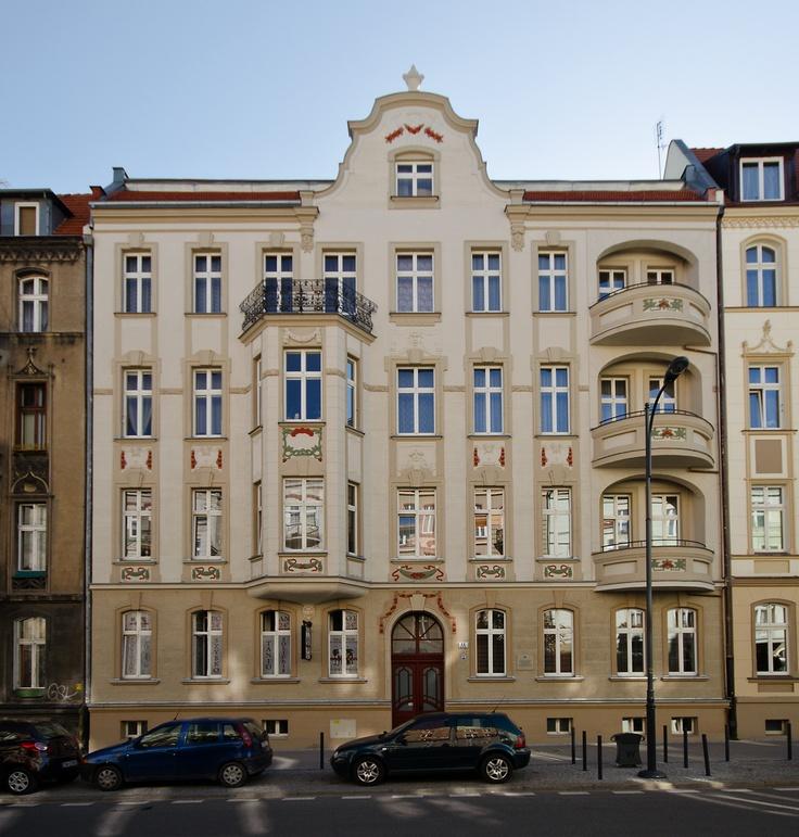 kamienica przy ul. Norwida 11/ Wrocław