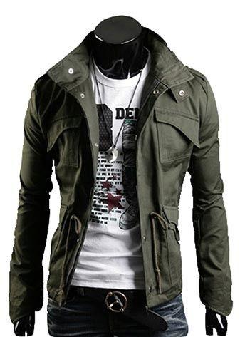 Men's Fashion: The Jumper Olive!