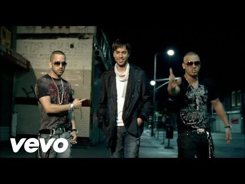 "Enrique Iglesias with Yandel, ""No me digas que no"" (NYC February 2014 MSG) - YouTube"