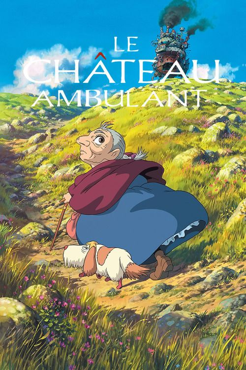 Watch Howl's Moving Castle (2004) Full Movie Online Free