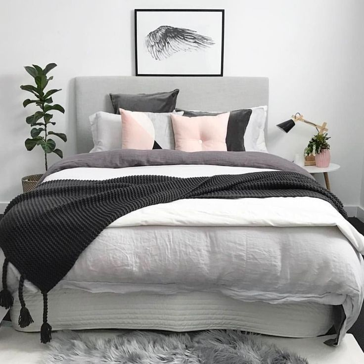 11 Grey Walls Bedroom Grey Bedroom Ideas Tumblr Greybedroomsets Do You Think Pink Bedrooms Grey Room Decor Gray Bedroom Walls