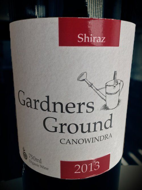 Gardners Ground 3013 Shiraz is the complete package.