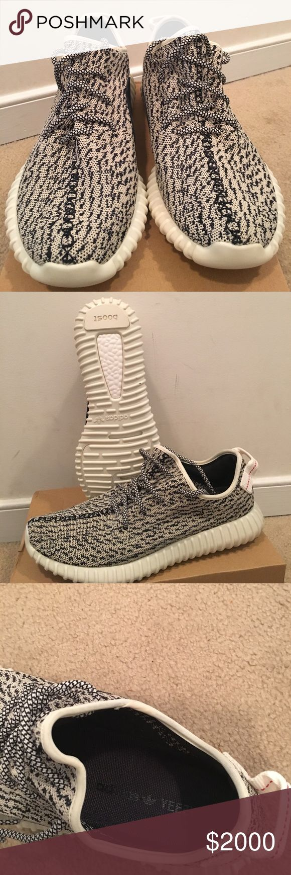 Adidas Yeezy Boost 350 Turtle Dove 11.5 Yeezy Boost 350 Turtle Dove Adidas Shoes Athletic Shoes